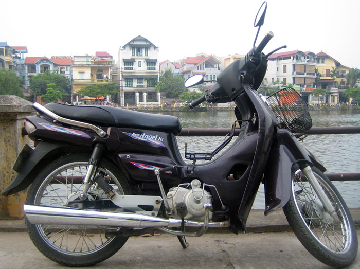 Offroad Vietnam Motorbike Sale - SYM Angel Hi 90cc Used Scooter For Sale. SYM Taiwanese Angel Hi 90cc
