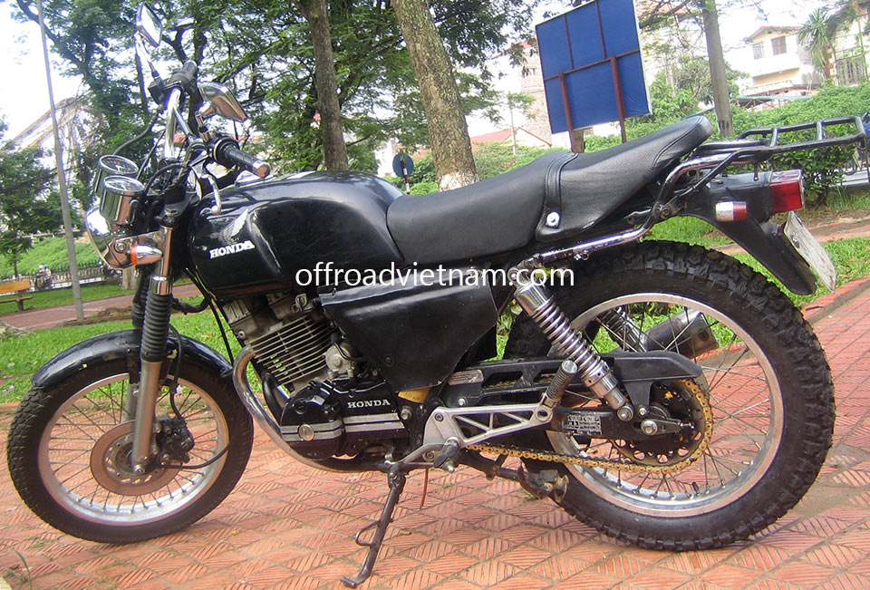 Offroad Vietnam Motorbike Sale - Honda GB250 Clubman For Sale In Hanoi. Honda road bike GB250 Clubman, front disc brake, back drum brake