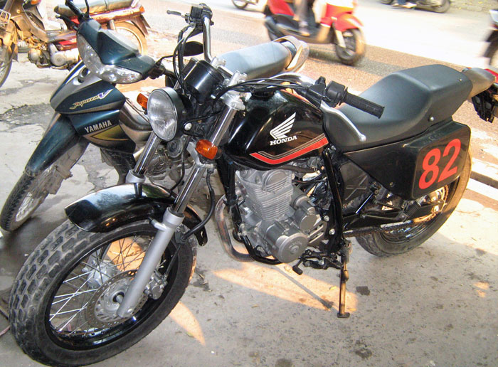 Offroad Vietnam Motorbike Sale - Used Honda FTR 223cc For Sale In Hanoi
