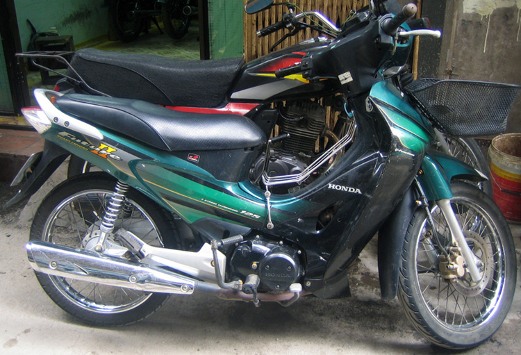 Offroad Vietnam Motorbike Sale - Honda Future II 125cc For Sale In Hanoi