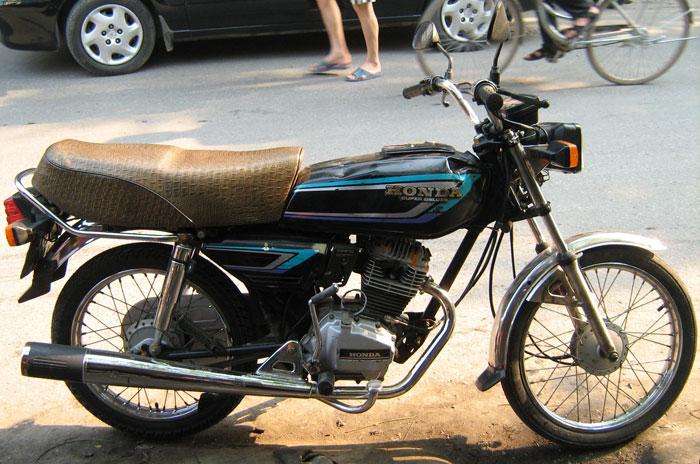 Offroad Vietnam Motorbike Sale - Honda GL100 105cc For Sale In Hanoi, 105cc