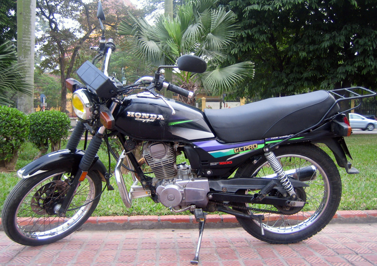 Offroad Vietnam Motorbike Sale - Used Honda GL160 Pro For Sale In Hanoi, 160cc
