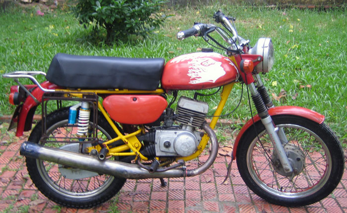 Offroad Vietnam Motorbike Sale - Minsk 125cc Russian Bike For Sale, Hanoi. Russian / Belorussian Minsk 125cc