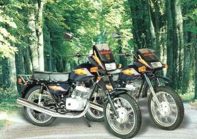 Offroad Vietnam Motorbike Adventures - Minsk 125cc: Minsk motorcycle 125cc mmb3-3.11213