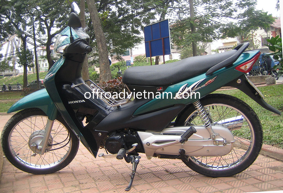 Offroad Vietnam Motorbike Sale - Honda Wave Alpha 100cc For Sale In Hanoi. Ban Wave Ca 100cc