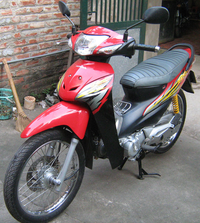 Honda Wave RS 100cc For Sale In Hanoi - Offroad Vietnam