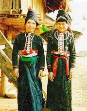 Offroad Vietnam Motorbike Tours - 54 Groups: Kho Mu People Of Vietnam. Kho Mu people, Xa Cau, Mun Xen, Pu Thenh, Tenh, and Tay Hay minority, Khomu, Khmu ethnie, montagnard