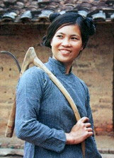 Offroad Vietnam Motorbike Tours - 54 Groups: Ngai People Of Vietnam. Ngai people, Ngai Hac Ca, Lau Man, He, Sin, Dan, and Le minority, Ngai ethnie, montagnard