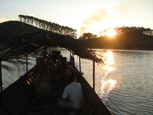 Offroad Vietnam Motorbike Adventures - 11 Days Ha Giang Motorbike Tours: Thac Ba, Vu Linh boat and swimming
