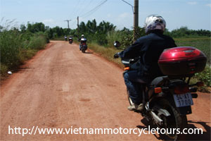 Offroad Vietnam Motorbike Adventures - Southern Vietnam Motorbike Tours. South Vietnam Motorbike Tours