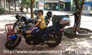 Offroad Vietnam Motorbike Adventures - Southern Vietnam Motorcycle Tours. South Vietnam Motorbike Rides