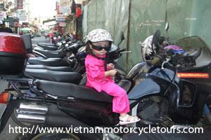 Offroad Vietnam Motorbike Adventures - Southern Vietnam motorcycle tours