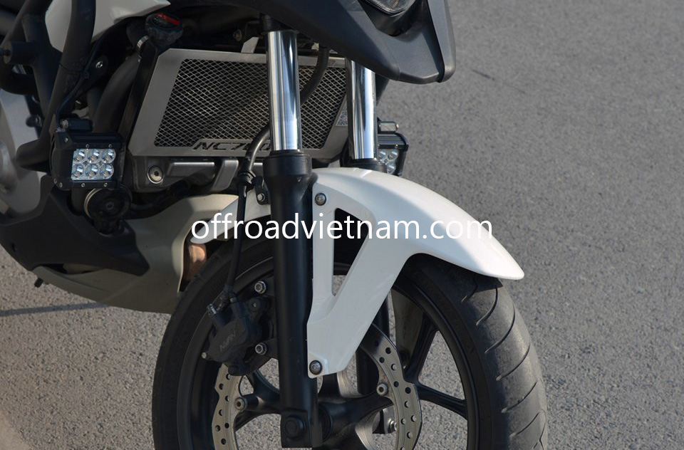 Offroad Vietnam Motorbike Sale - 2012 Honda NC700X For Sale In Hanoi, Vietnam. White & Black with disc brakes