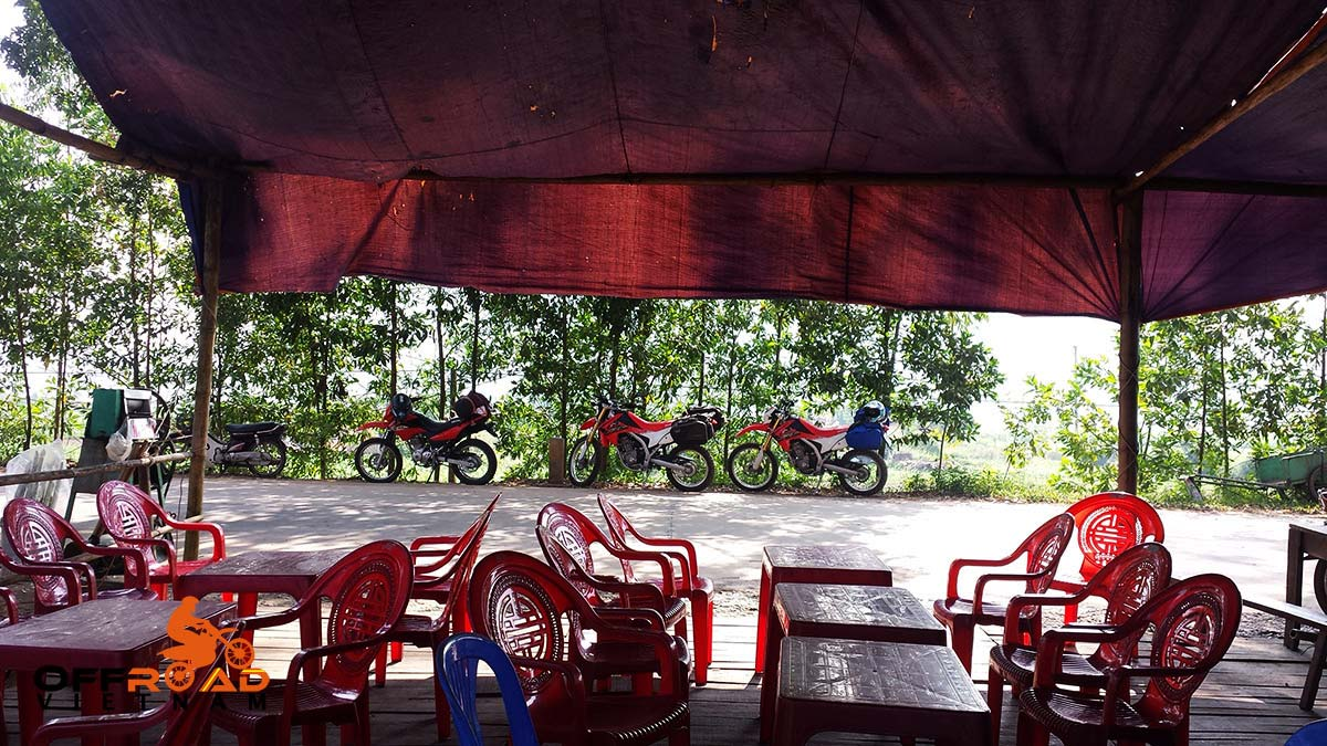 25 days Trans Vietnam motorbiking returning to Hanoi.
