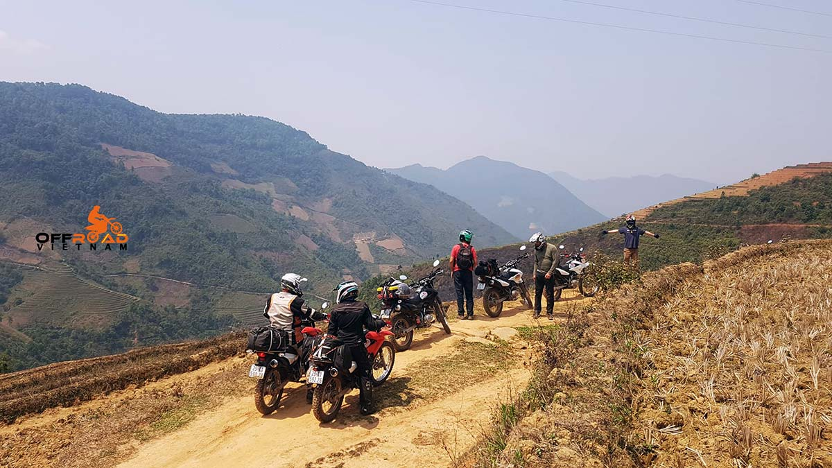 25 days Trans Vietnam motorbiking via Sapa.