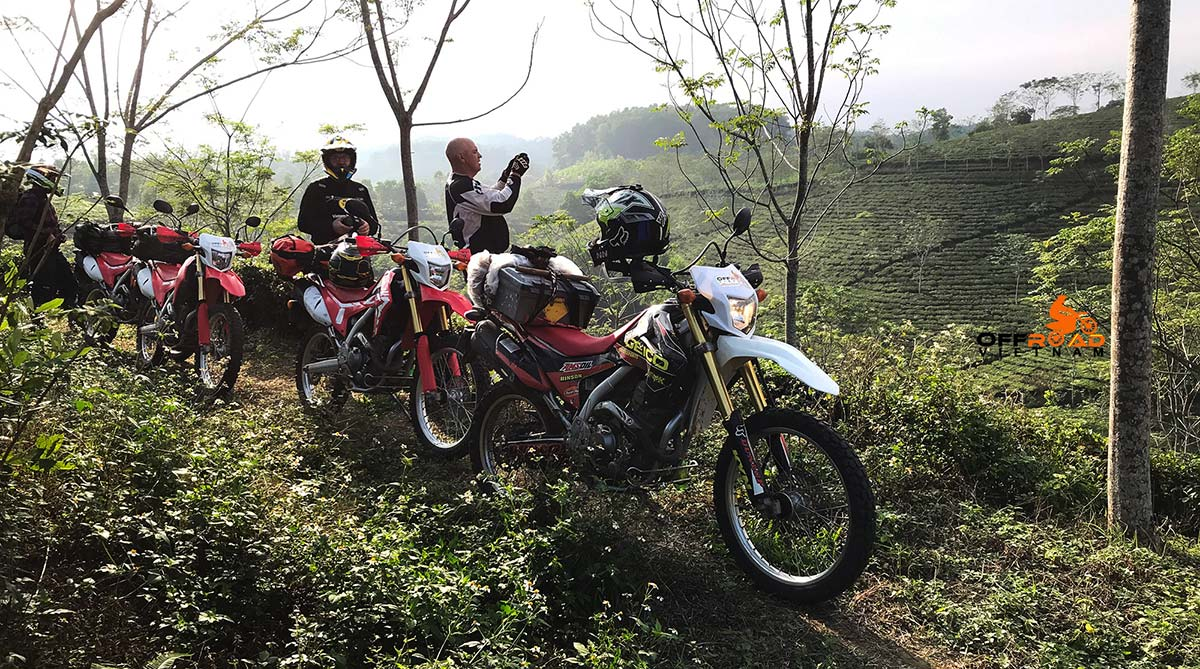 Offroad Vietnam Motorbike Adventures - 6 days North-Centre Vietnam motorcycling via roof roads.