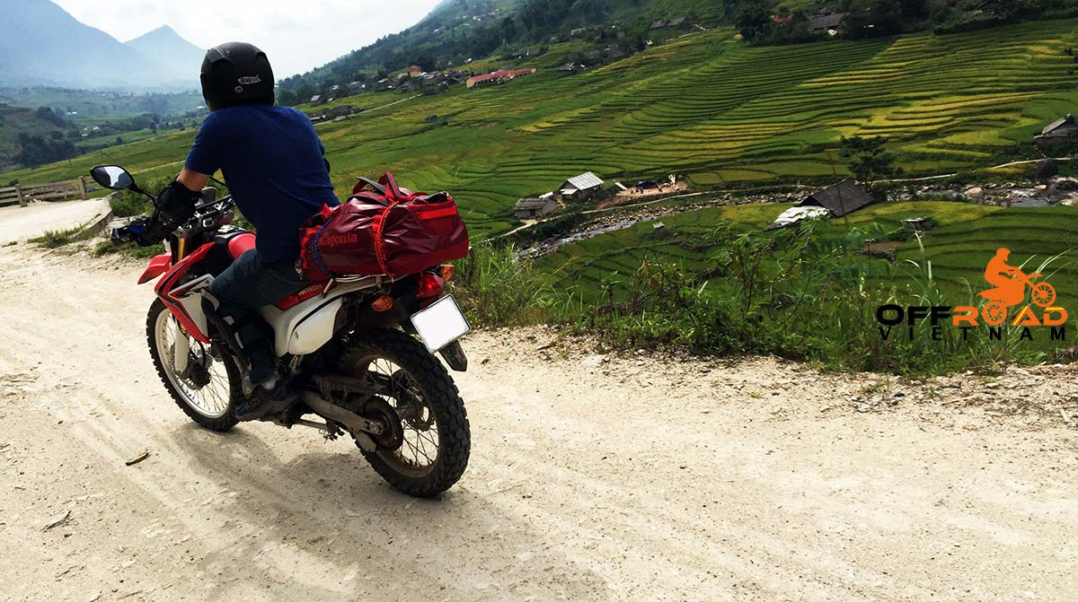 Offroad Vietnam Motorbike Adventures - 9 days Northwest Vietnam motorbike tour via Bac Ha. Motorbike tour Bac Ha.
