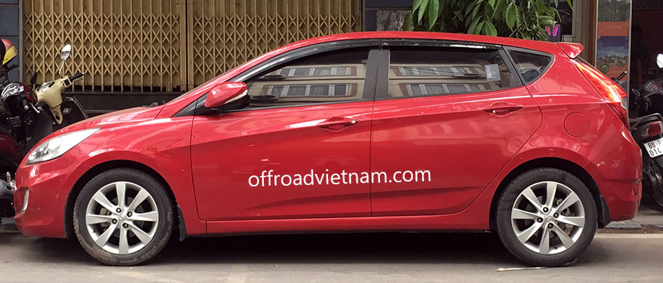 Offroad Vietnam Motorbike Adventures - Airport Transfers In Hanoi: Small car 4 seats