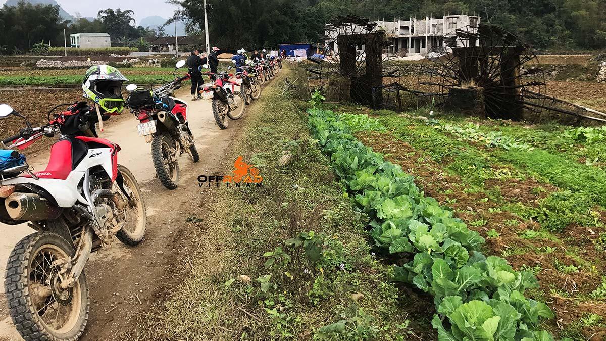 Offroad Vietnam Motorbike Adventures - Amazing short loop of Northwest 6 days off road riding via Luc Yen.