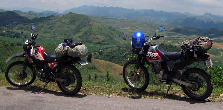 Offroad Vietnam Motorbike Adventures - Best Short North-Centre 5 Days Motorbike Tour In 5 Days Via Mai Chau