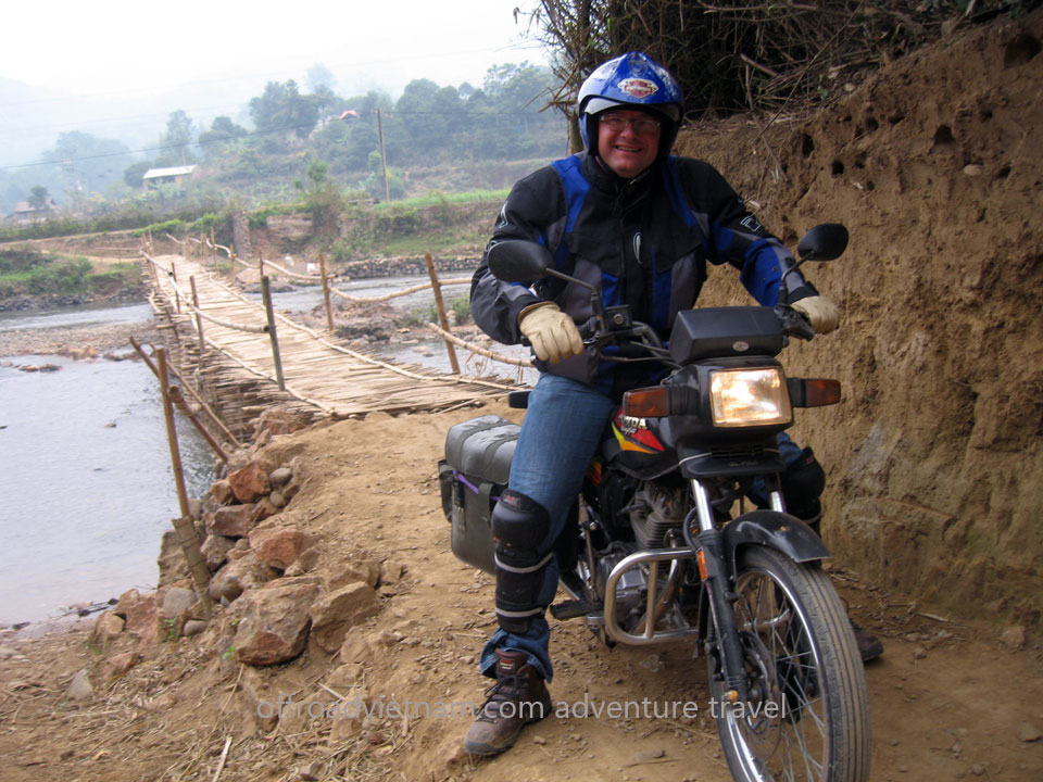 Offroad Vietnam Motorbike Adventures - 6 Days North-East Motorbike & Homestay