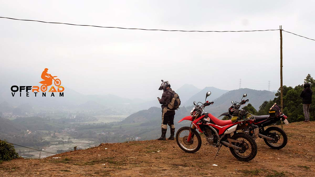 Offroad Vietnam Motorbike Adventures - Best Central North 3 Days Motorbike Tour