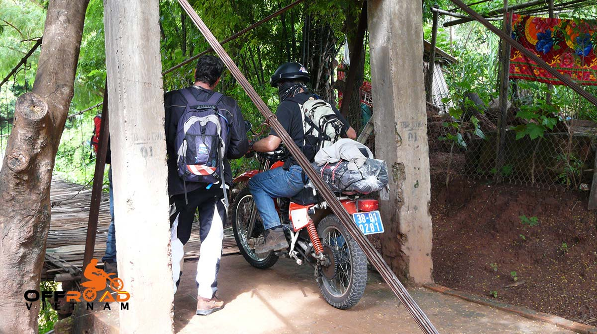 Offroad Vietnam Motorbike Adventures - Amazing 4 Days Of Big North Vietnam. For Experienced Riders Only, challenging ride.