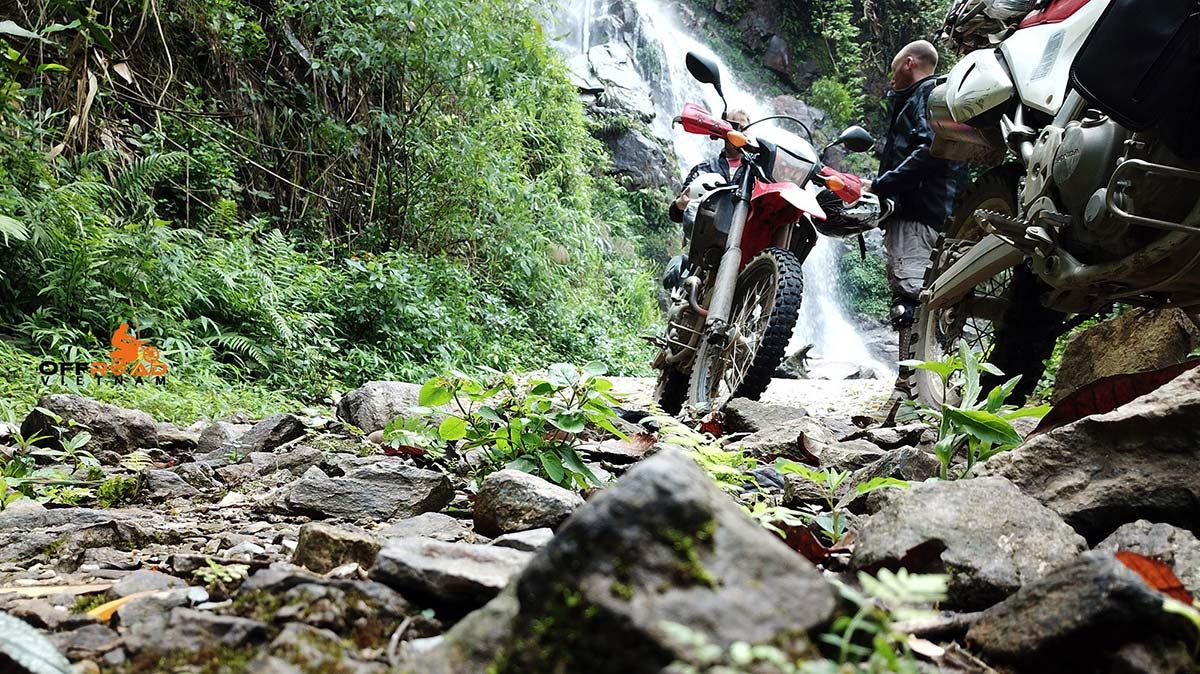 Offroad Vietnam Motorbike Adventures - Challenging 5 Days Big North Motorbiking to Ha Giang. Experienced Riders Only.