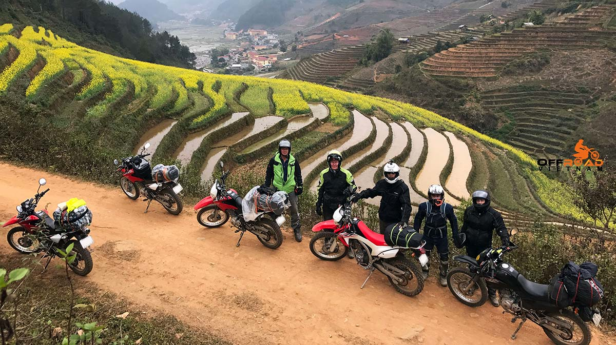 Offroad Vietnam Motorbike Adventures - Brilliant Northwest In 7 Days via roof roads Sapa with Offroad Vietnam in Hanoi