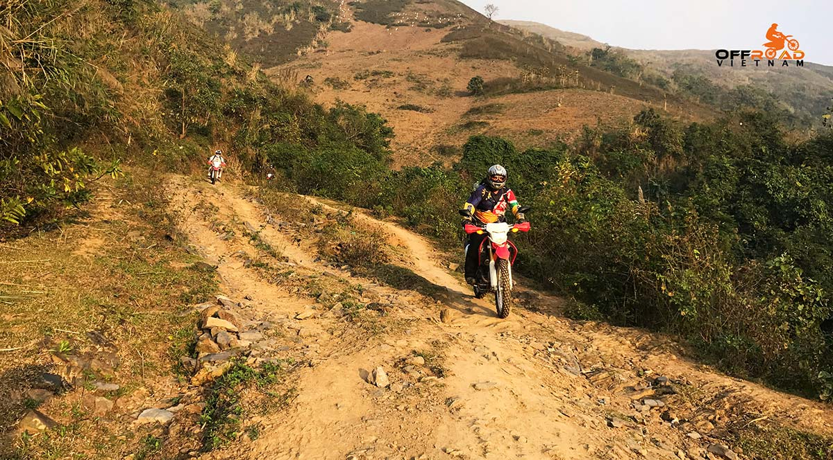 Offroad Vietnam Motorbike Adventures - Brilliant Northwest In 7 Days off-road riding with Offroad Vietnam in Hanoi