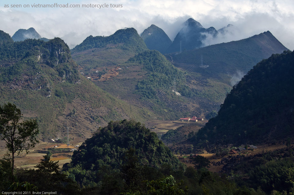 Offroad Vietnam Motorbike Adventures - Wonderful North-east 7 Days Motorbiking, Full Loop