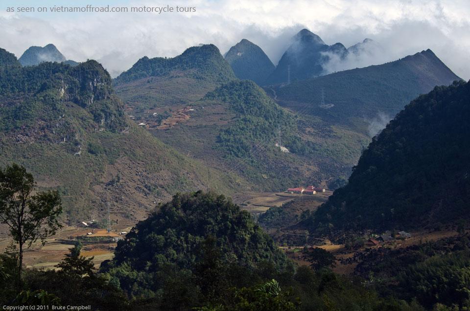 Offroad Vietnam Motorbike Adventures - Wonderful North-east 7 Days Motorbiking, Full Loop