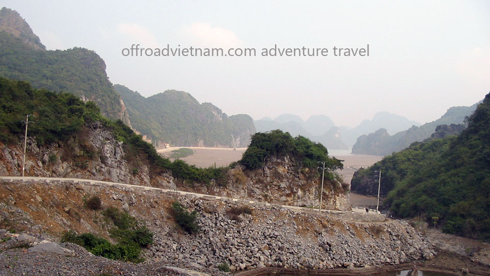 Offroad Vietnam Motorbike Tours - 2-Day Halong Bay Cruise & Cat Ba. Cat Ba By Motorbike, Adventurous And Fun
