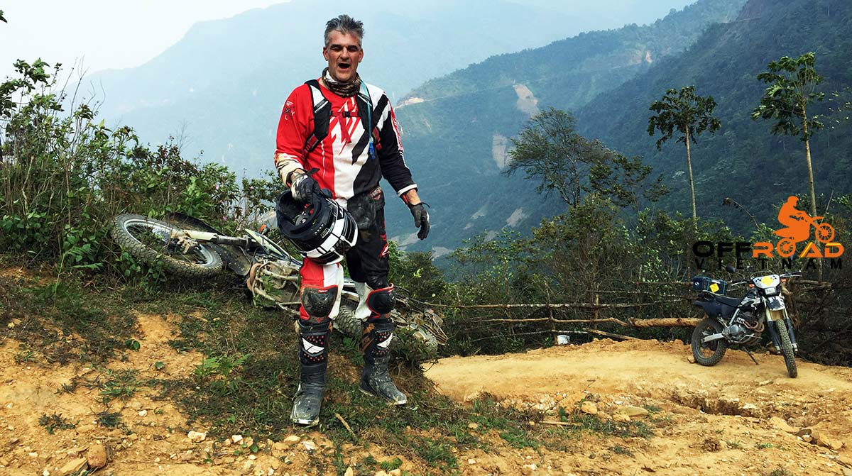 Offroad Vietnam Motorbike Adventures - Challenging Full North Loop In 15 Days Via Sapa roof roads