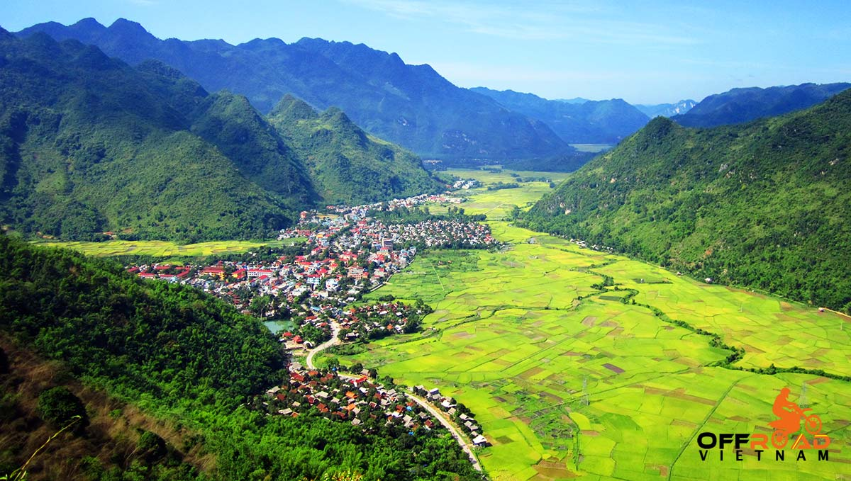 Offroad Vietnam Motorbike Adventures - Classic best 2 days Mai Chau by car.