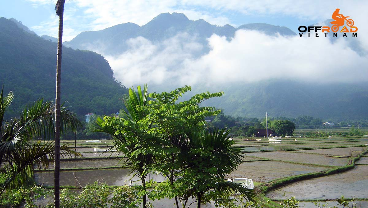 Offroad Vietnam Motorbike Adventures - Classic tours in 2 days to Mai Chau.