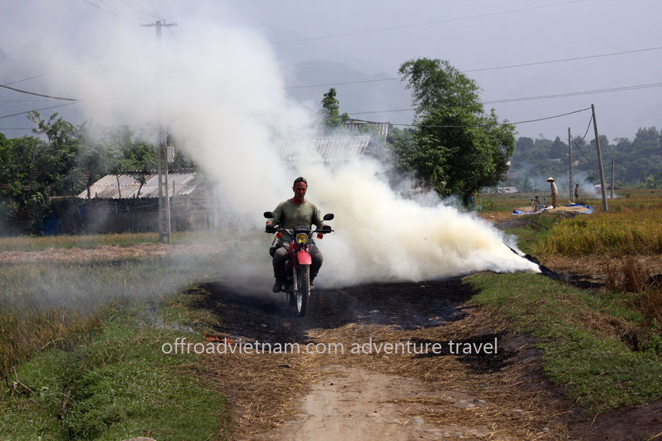 Offroad Vietnam Motorbike Adventures - Big North Vietnam In 9 Days Motorbiking. Home Staying Version