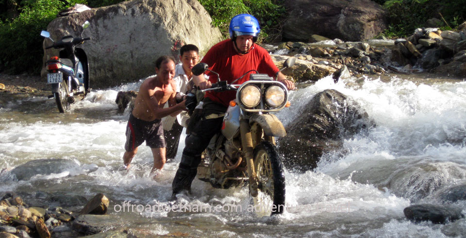 Offroad Vietnam Motorbike Adventures - Exotic NorthCentre 5 Days Motorbike Tour With Train Back