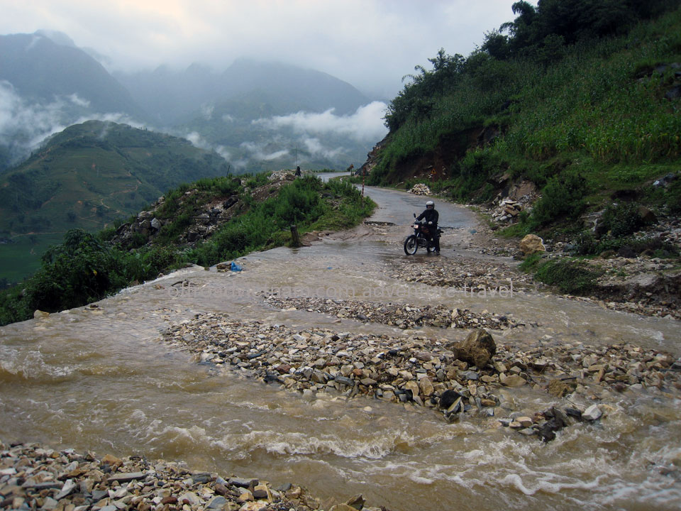 Great North West 7 Days Motorbike Tour. Great Vietnam's North West 7 days Motorbike Tours High Mountain Roads