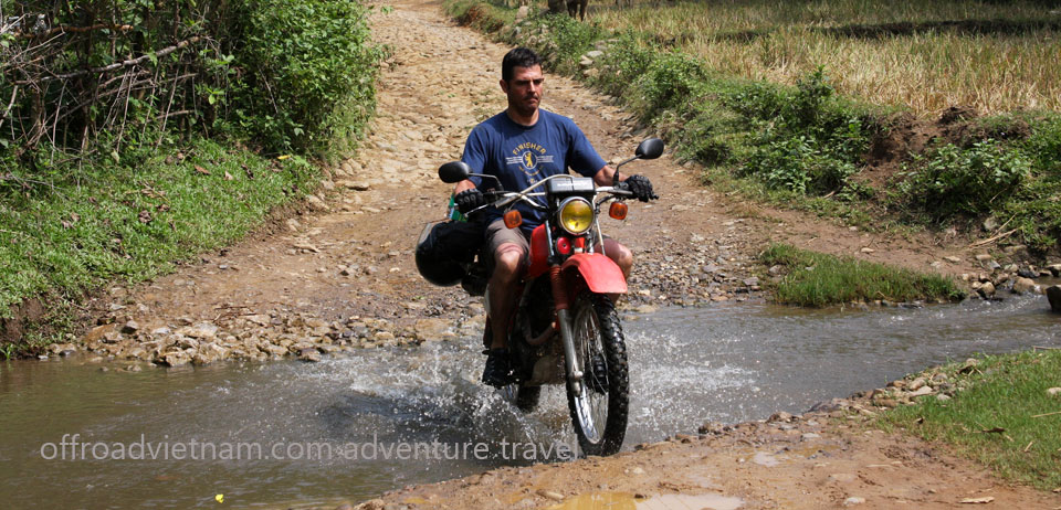 Offroad Vietnam Motorbike Adventures - Brilliant Northwest In 7 Days via Sapa with Offroad Vietnam in Hanoi