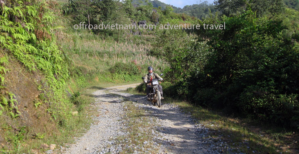 Offroad Vietnam Motorbike Adventures - Amazing 6 Days North Vietnam Motorbiking. Train Hanoi - Sapa