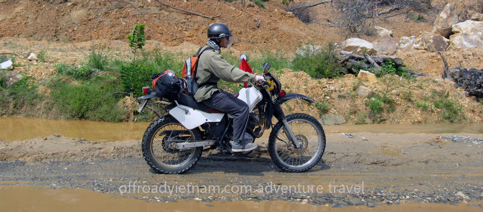 Offroad Vietnam Motorbike Adventures - Thac Ba Lake & Northeast 7 Days On Bike