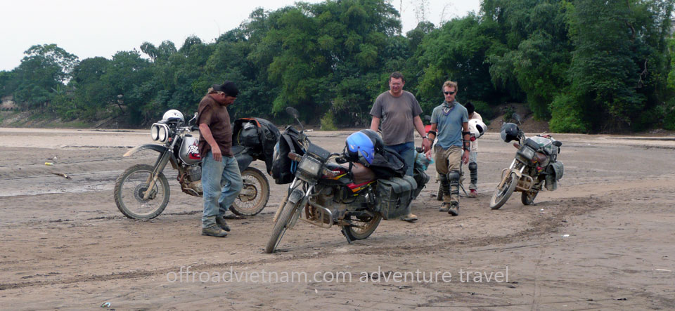 Offroad Vietnam Motorbike Adventures - Vu Linh & Thac Ba 2 Days Motorbiking, Vu Linh & Thac Ba Motorbike, Motorcycle Tours In 2 Days, Home Staying