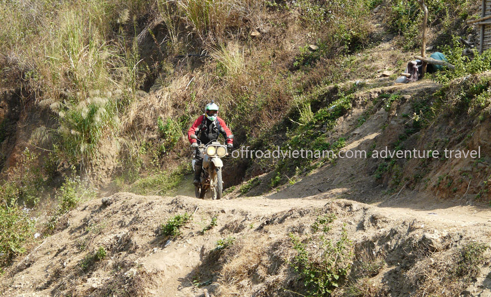 Offroad Vietnam Motorbike Adventures - Fantastic Grand North Loop 14 Days By Bike In Vietnam. Dirt biking