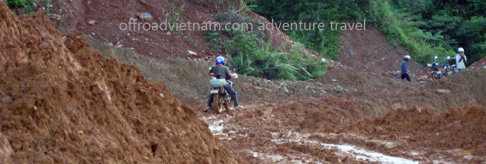 Offroad Vietnam Motorbike Adventures - North West 11 Days Loop Motorbike Tour
