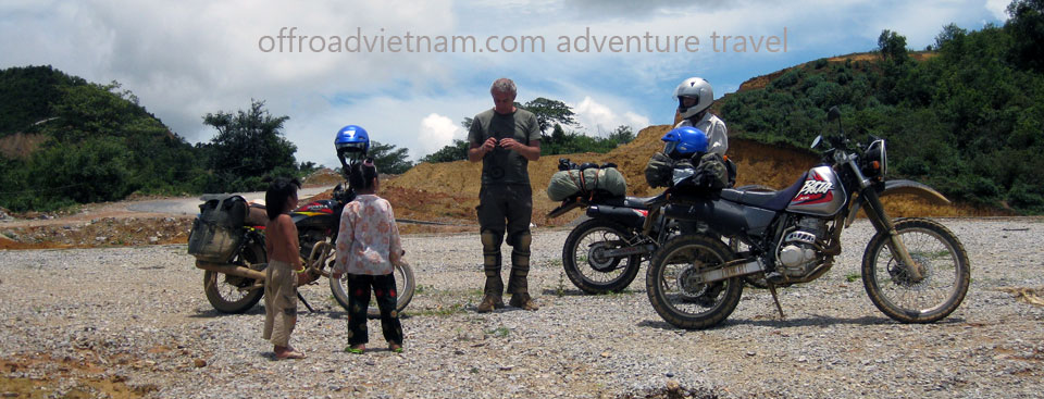 Offroad Vietnam Motorbike Adventures - Challenging Northwest, Northeast 9 Days