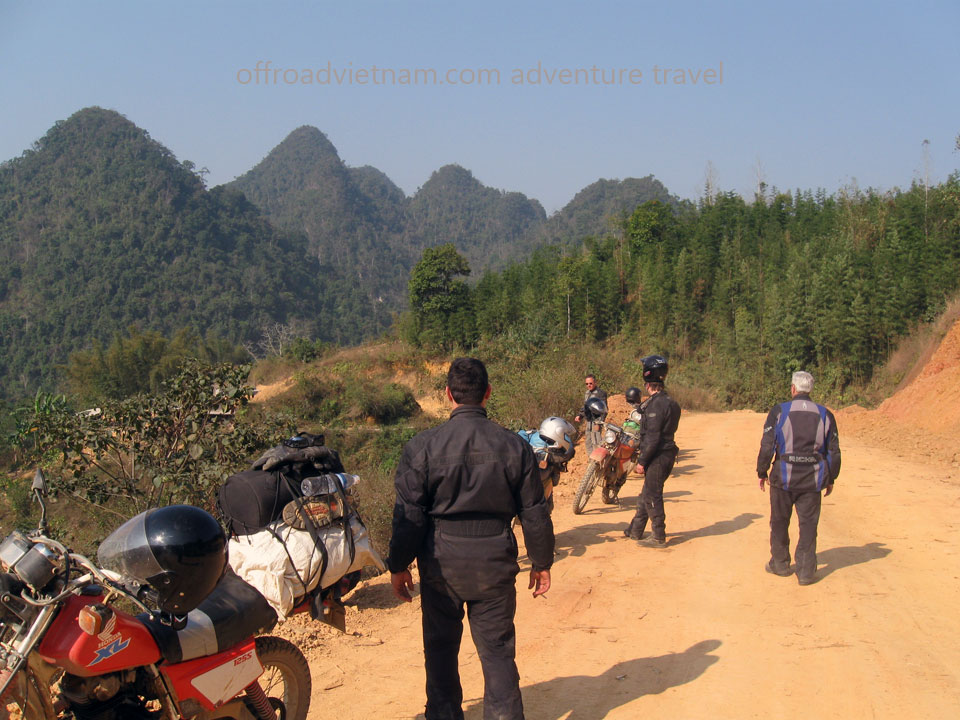 Offroad Vietnam Motorbike Adventures - Fun Northeast 5 Days Homestaying Biking Version