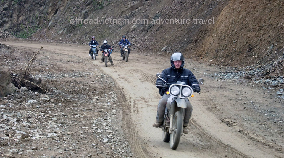 Offroad Vietnam Motorbike Adventures - 6 Days Lang Son & Northeast Motorbike