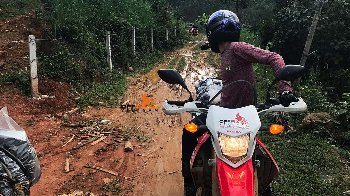 Offroad Vietnam Motorbike Adventures - Exceptional North 8 days with home staying via Ba Be.