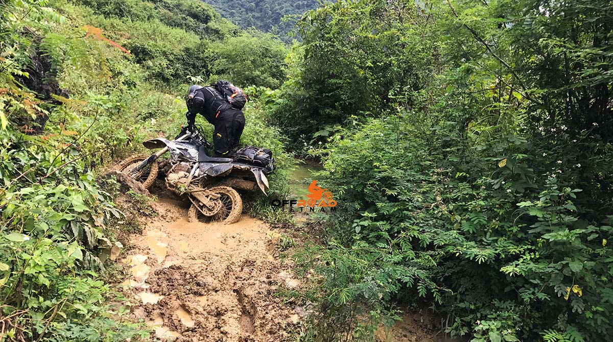Offroad Vietnam Motorbike Adventures - Exotic North Vietnam Motorbiking 9 days with dirt biking.